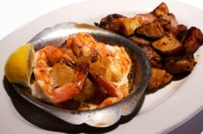 Gulf Shrimp ~ Baked Stuffed